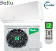 Кондиционер Ballu Platinum Evolution DC Inverter R-32